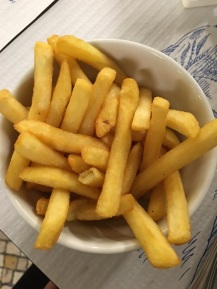 French Fries @ Portugália, Lisbon