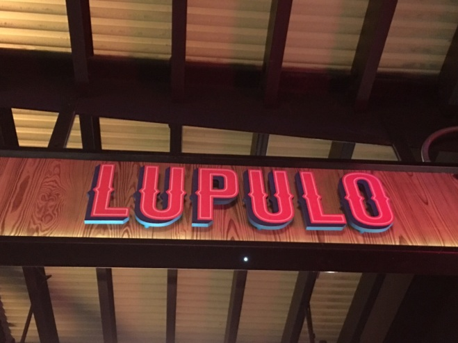 Lupulo, Portuguese restaurant in NYC