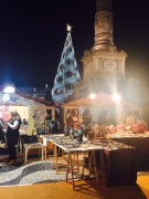 Christmas market @ Rossio