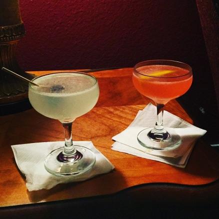 Craft cocktails @ The Matador, Orlando