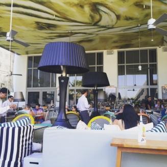 The Terrace @ SLS South Beach