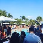 SLS Pool Party